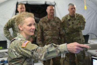 Cyclone Division Soldiers embrace warfight challenge
