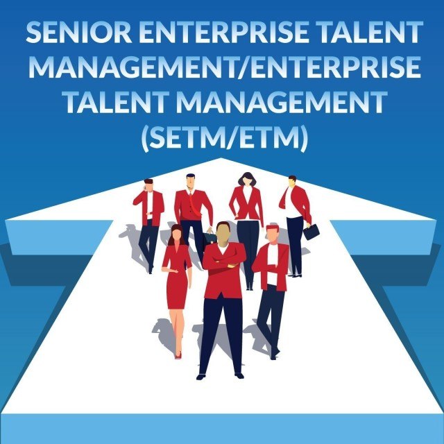 AMC employees are encouraged to apply for SETM and ETM Program Modules by 15 May.