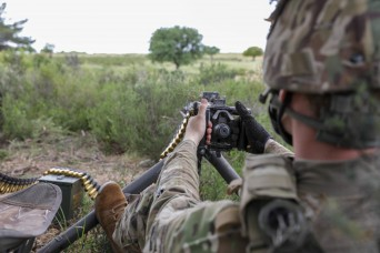 Alabama Guard trains with Hellenic Army in Greece