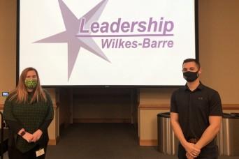 Tobyhanna Army Depot employees graduate from Leadership Wilkes-Barre Core Program