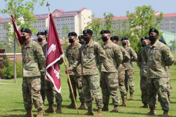 106th 'Dragon Dogs' Welcome New Commander