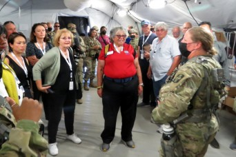 Boss Lift - Employers of Reserve Component Soldiers Gets a Glimpse of Army Training