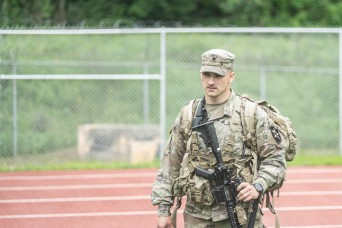 Eighth Army Soldier moves forward to U.S. Army 2021 Best Warrior Competition