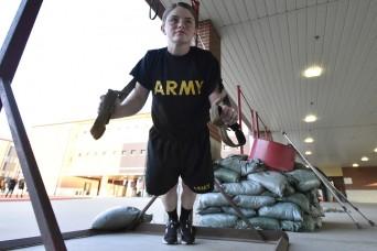 New rehab program at Fort Leonard Wood's 35th Engineer Battalion keeps injured trainees fit, prevents reinjury