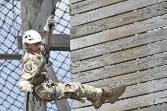 Waynesville JROTC cadets visit Fort Leonard Wood for annual JCLC