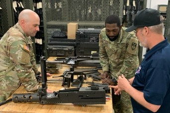 405th AFSB SCB LAR puts the shoot in shoot, move and communicate