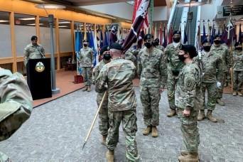 Madigan Troop Battalion gets new commander