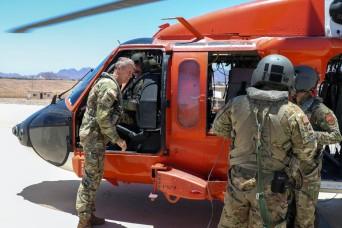 Sinai mission bolsters National Guard readiness, interoperability