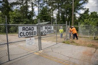 Fort Benning completes fencing improvements
