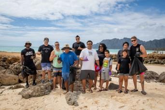 Sea Dragons Clean up Oahu