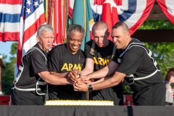 Fort Leonard Wood celebrates U.S. Army's 246th Birthday