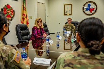 Fort Hood first stop for new Army Secretary