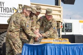 Fort Hood celebrates Army's birthday