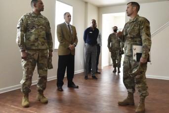 Army G-9 visits Fort Leonard Wood