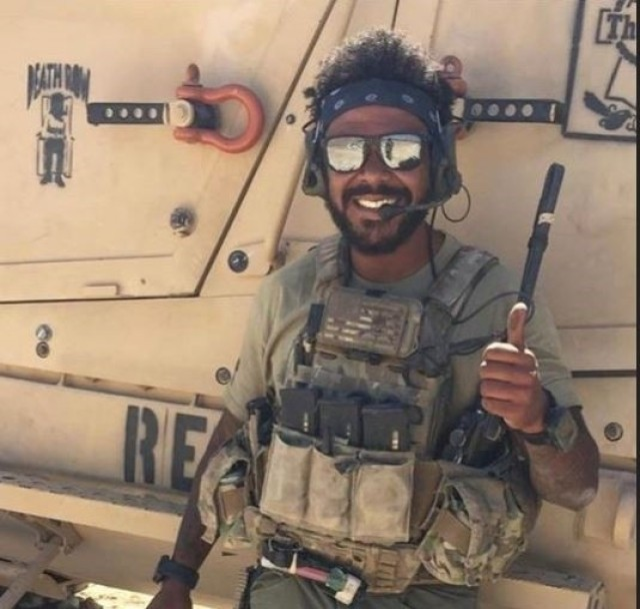 amaster Sgt. Micheal B. Riley