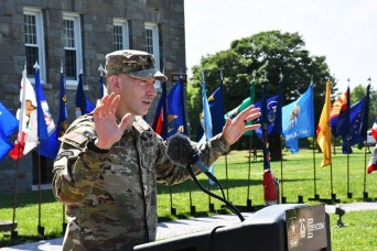 DEVCOM command sergeant major changes hands