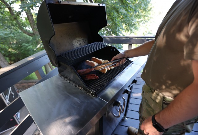 The National Fire Protection Association reports that 64% of households nationwide own an outdoor grill or smoker. Fort Knox Safety officials are reminding residents to be mindful of the potential dangers as the July 4 holiday arrives.