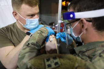 ARNORTH ends COVID-19 vaccination mission, leaders look back on effort