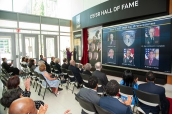 Five C5ISR giants inducted to Hall of Fame