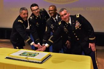 Army Chemical Corps celebrates Regimental Week