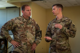 Fort Bragg and Seymour Johnson Air Force Base participate in contracting exercise