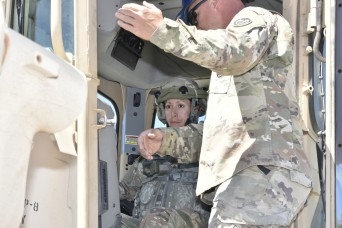 FHL STEPS UP TO PRE-DEPLOYMENT TRAINING OF PUERTO RICAN ENGINEER COMPANY