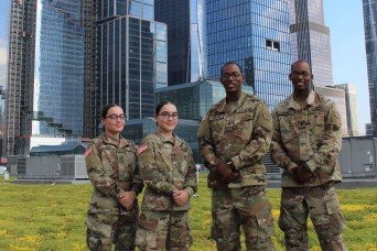 New York Army Guard twins serve together on COVID-19 mission