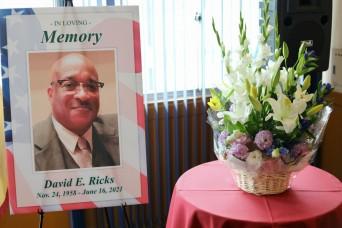 U.S. Army community in Kure bids farewell to beloved employee