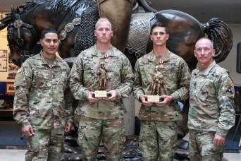 III Corps names Best Warriors