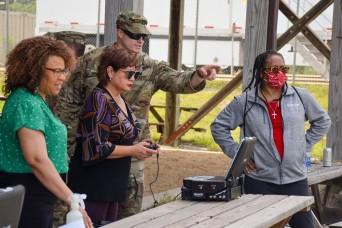 Fort Leonard Wood hosts educators tour
