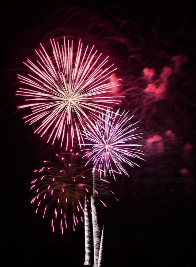 Fort Knox July 4 Fireworks