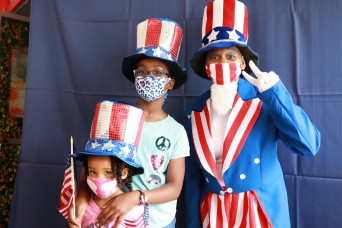 Camp Zama celebrates Independence Day with music, family activities