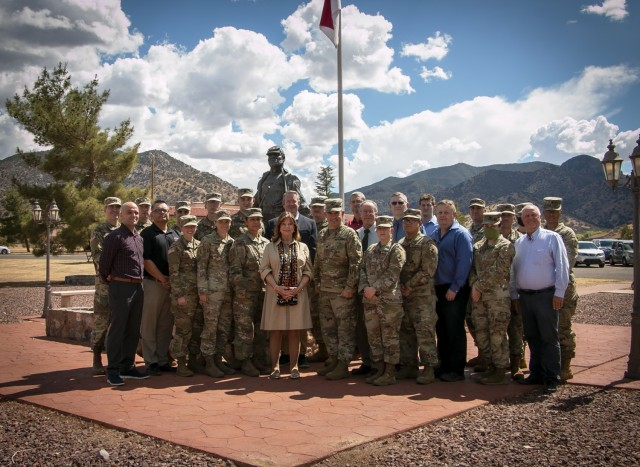 ABA president visits OSJA, explores military attorney services