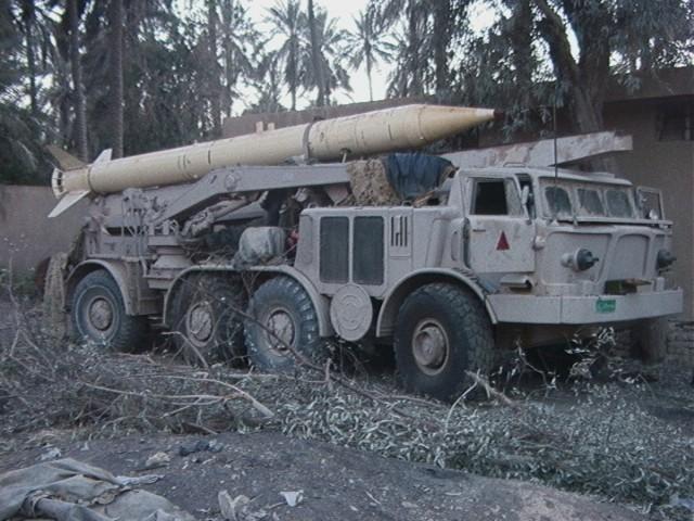 Iraqi TBM