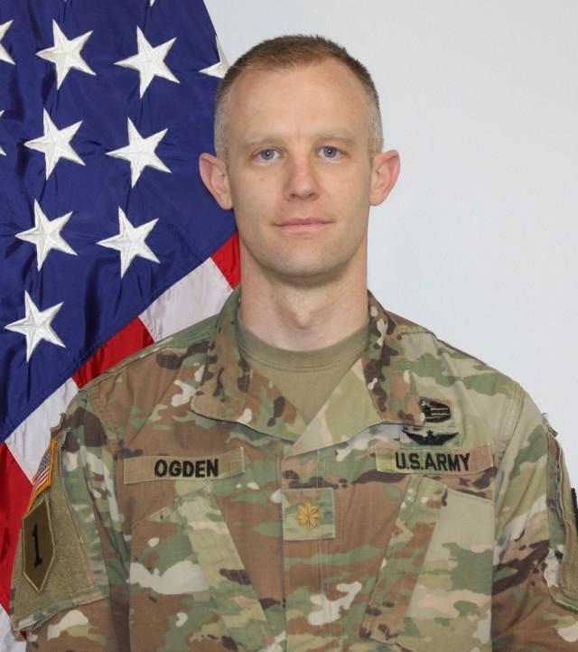 Major Wes Ogden