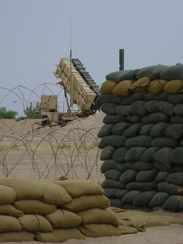PATRIOT & Bunker