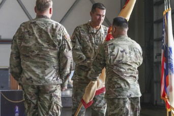 Col. Thomas Pugsley Assumes Command of U.S. Army Garrison-Kwajalein Atoll