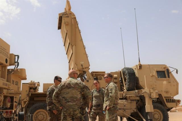 130th Field Artillery Brigade improves air threat tracking