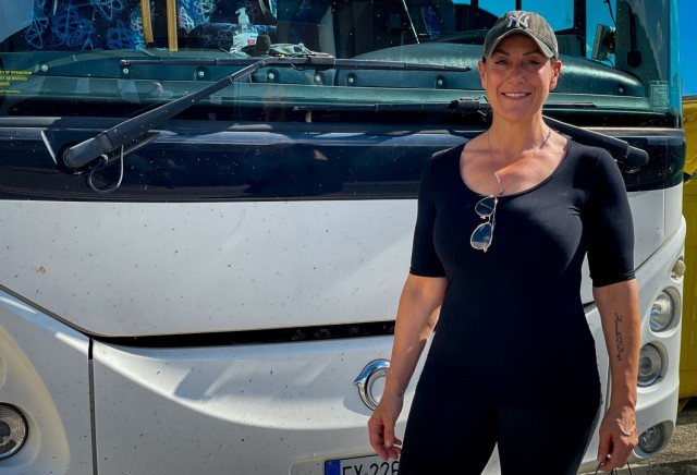 American military members first to help at autostrada crash