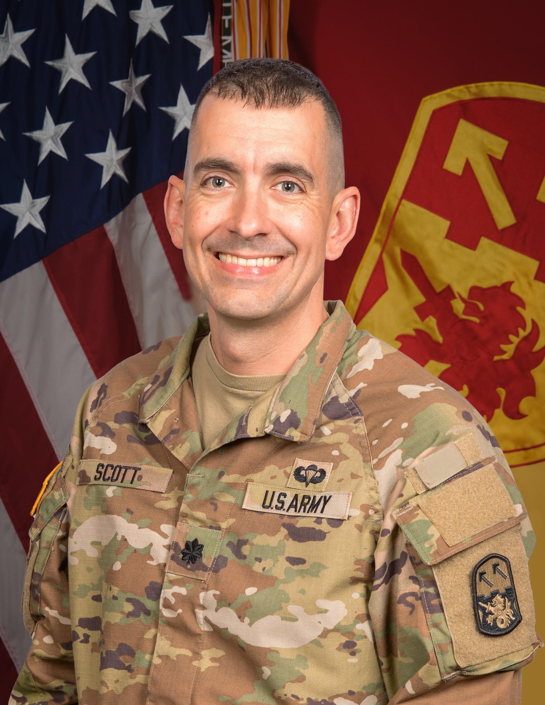 Lt. Col. Joseph Scott