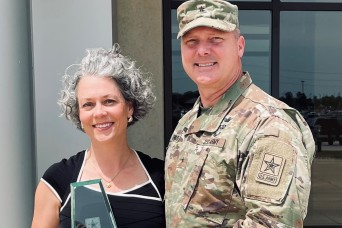 Detroit Arsenal Energy Manager Won a Secretary of the Army Energy and Water Management Award