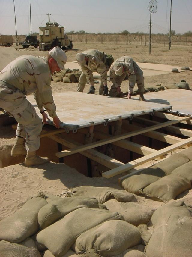 Bunker Builders of the 286 SC