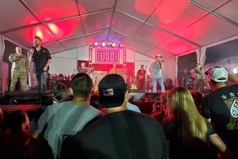 USO tour, bands rock Independence Day Celebration at Fort Hood