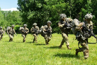 Cadets learn about resiliency, form strong bonds during FTX