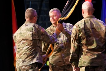 MG Simerly takes reins as new CASCOM commander