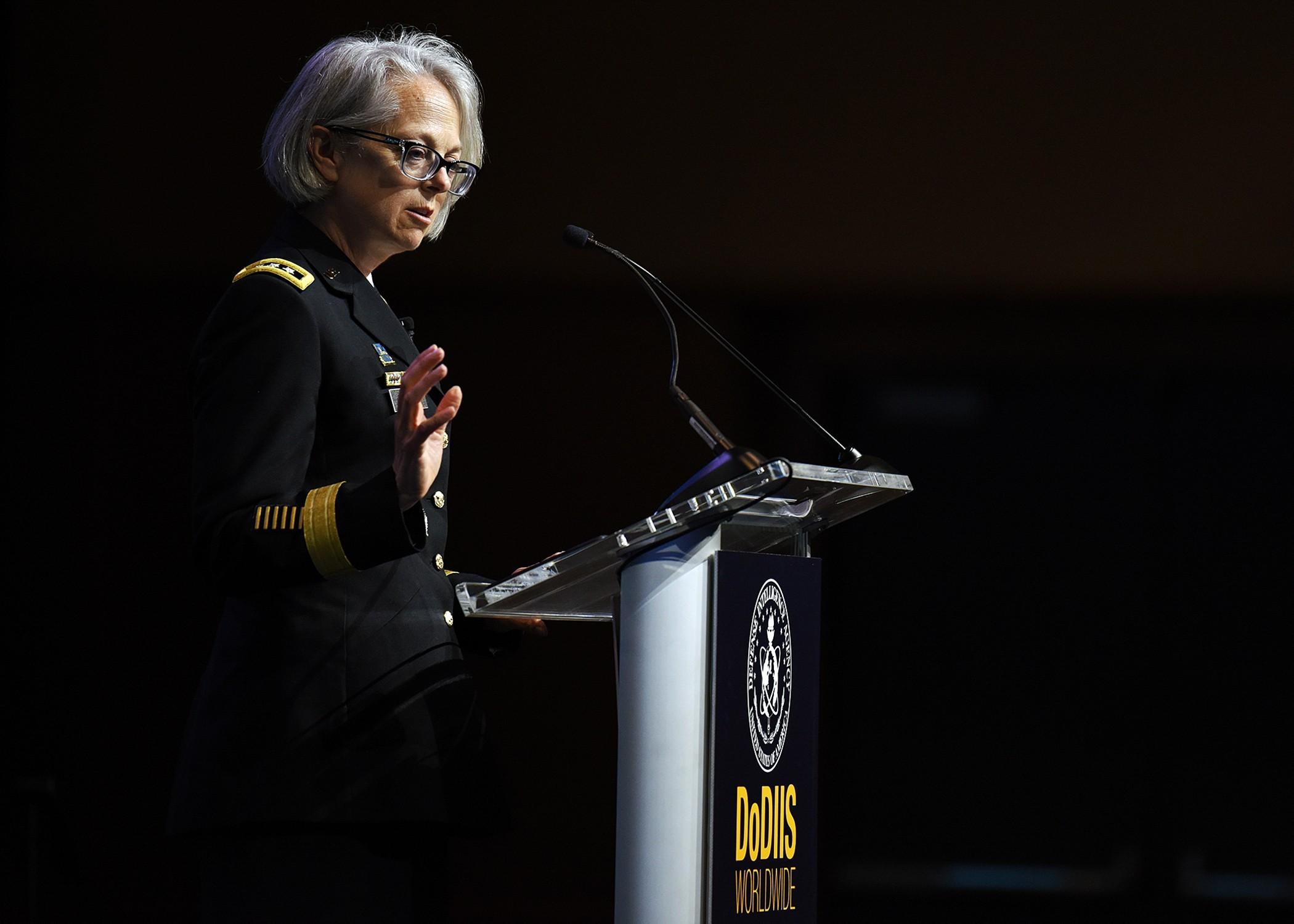 Lt. Gen. (Ret.)  Karen Gibson