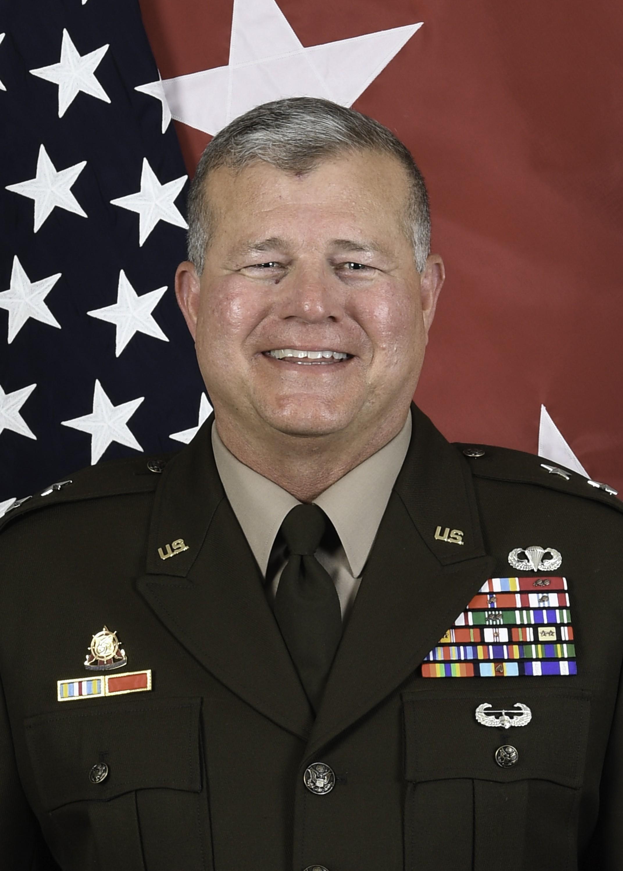 Maj. Gen. Mark T. Simerly