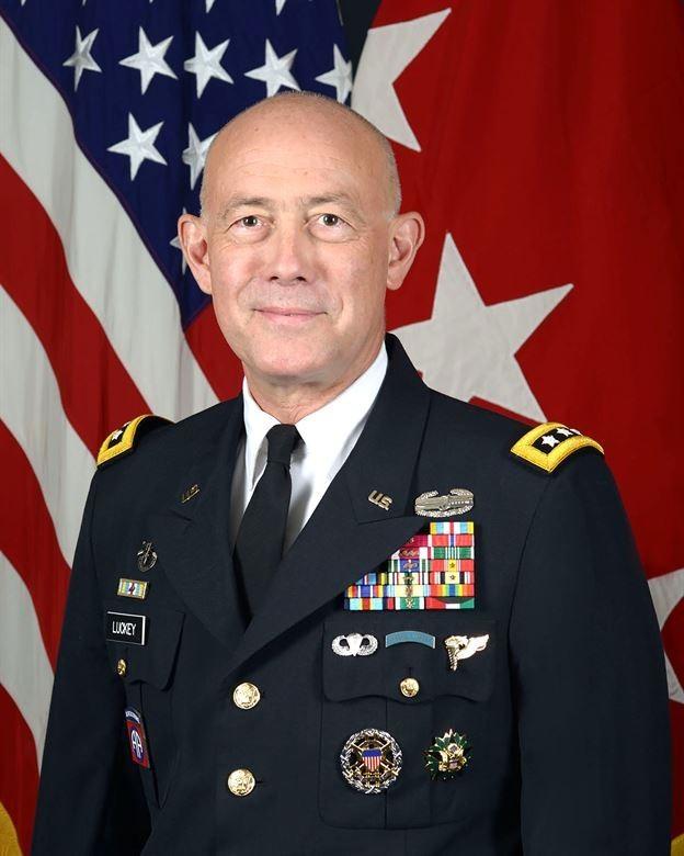 Lt. Gen. (Ret.) Charles Luckey
