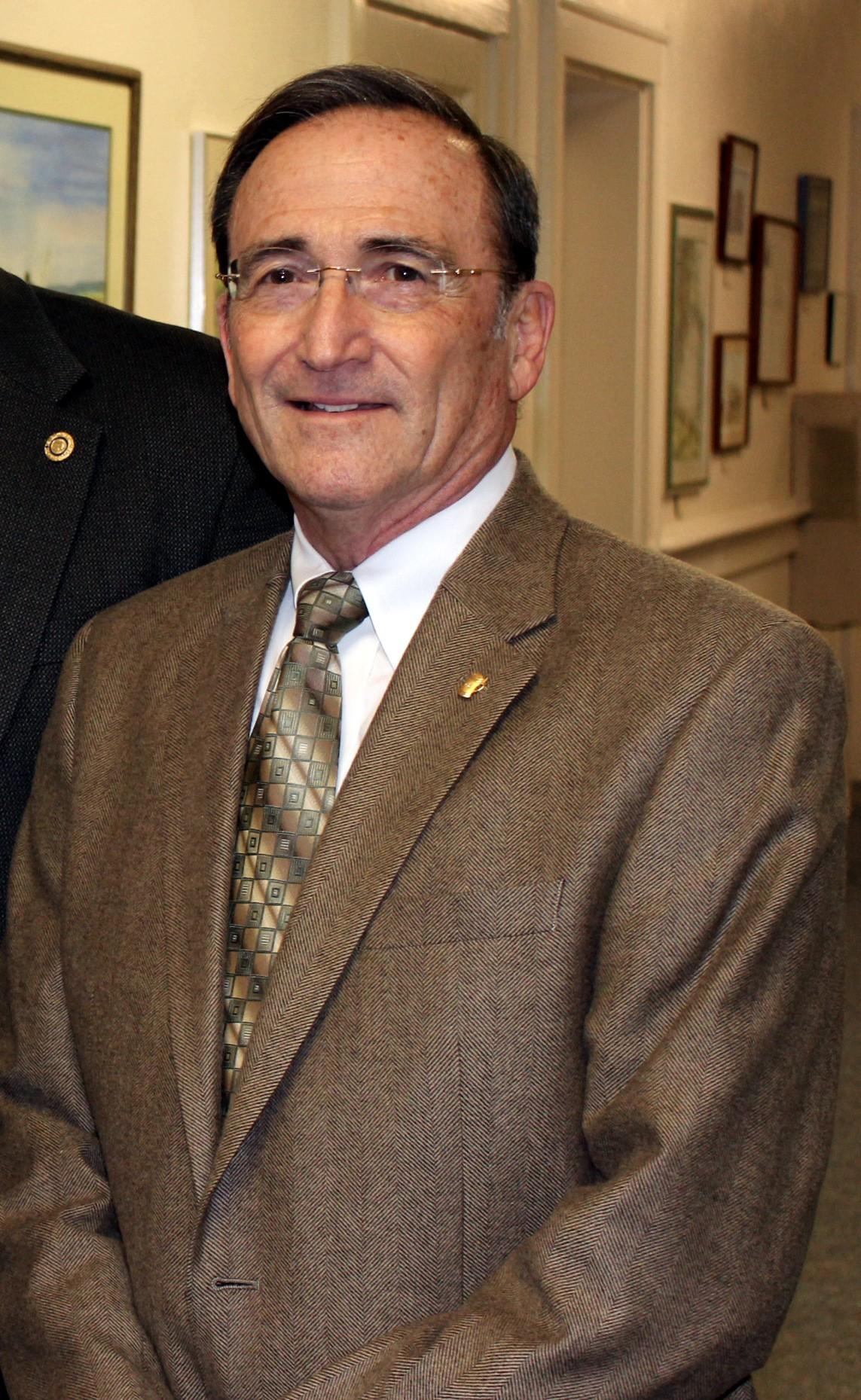 Col. (Ret.) Robert Acher