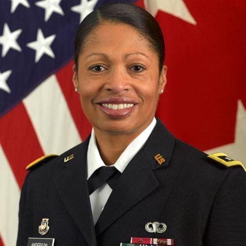 Maj. Gen. (Ret.)  Marcia Anderson